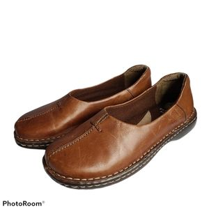 - Earth Spirit Gelron 2000 Leather Earth Shoes